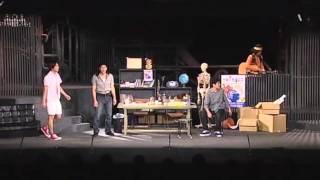ジャルジャル 「フクロトジ」Part 1 劇場団長 ジャルジャルシリーズ (...