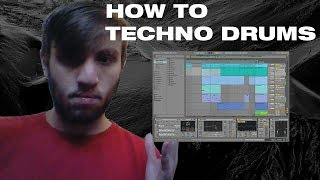 How To Techno Drum Grooves