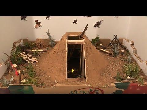 Native American 4th Grade Project. Built By Carlito Fernandez.