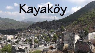 TURKEY: Kayaköy - Ghost Town [HD]