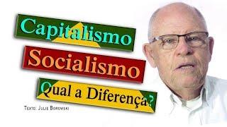 Qual a Diferença entre Capitalismo e Socialismo