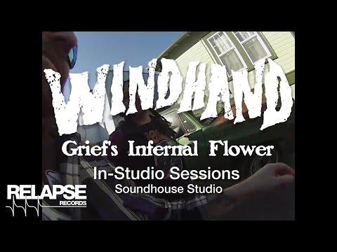 "WINDHAND - ""Grief's Infernal Flower"" (Studio Video)"