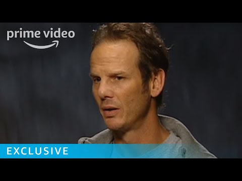 Crazy Peter Berg on directing Hancock - funny interview | Amazon Prime Video