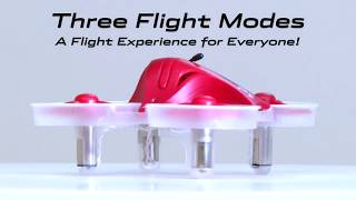 Load Video 3:  Inductrix + Flight Modes Overview