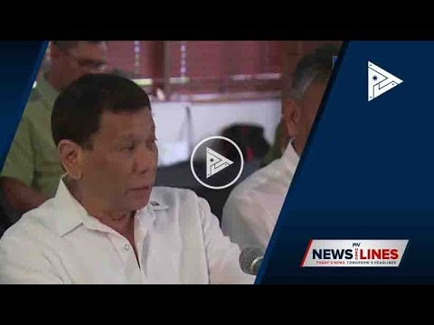 President Duterte acts on case of two OFWs victimized by luggage thieves at Clark Airport