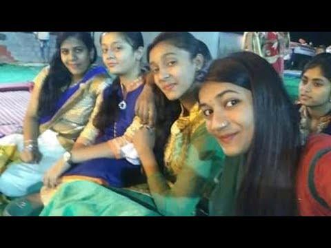 Nimadi lokgeet Ghati chadi ne hau hari girls gangor mandal Harda