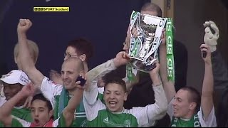 Hibernian 5-1 Kilmarnock - Scottish League Cup, Final - 18/03/2007
