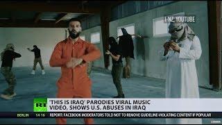'This is Iraq': Rapper decries US legacy in Iraq in bitter parody of Childish Gambino