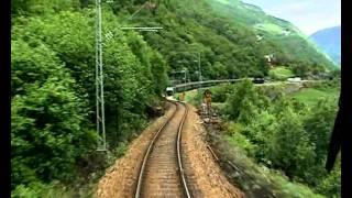 Норвегия железная дорога