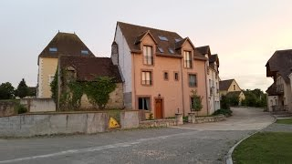 Birchover Apartments at Normandy Country Club, Belleme, France July 2014