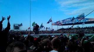 Игорь Растеряев - Комбайнеры. Рок над Волгой, 11.06.2012