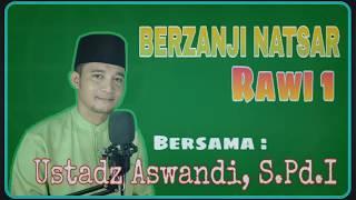 Download Lagu BERZANJI NATSAR RAWI  1 (Official  Video) mp3