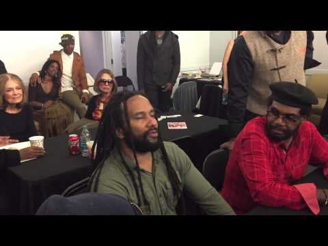 Ky-Mani Marley Interview at the Apollo