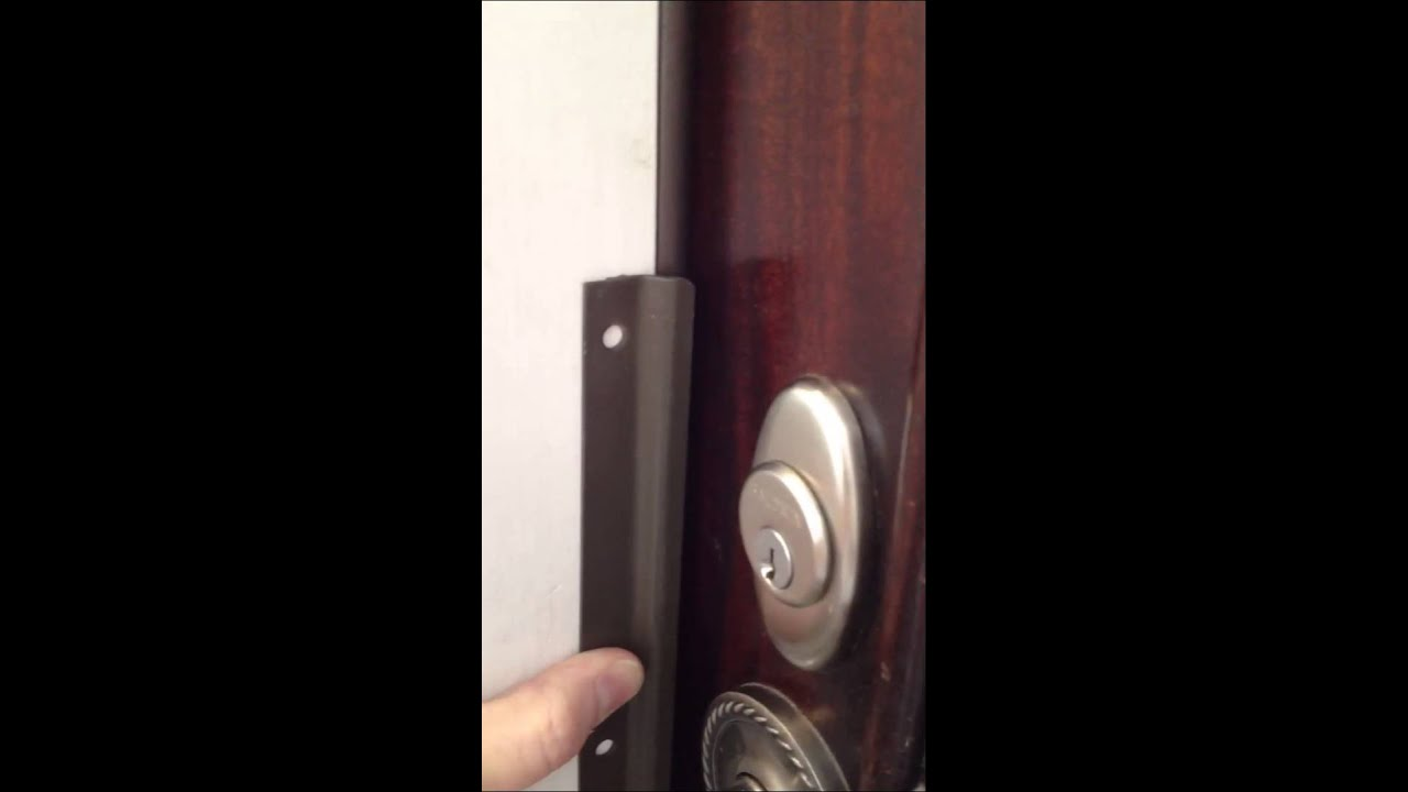 Video Response To ILP Latch Guard