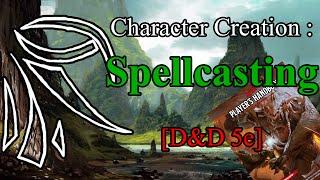 character creation spell sheet spell slots everything spell d 5e