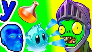ПРоХоДиМеЦ Исчез! ОГРОМНЫЕ Зомби Захватывают РАСТЕНИЙ! #358 ИГРА для ДЕТЕЙ - Растения против ЗОМБИ 2