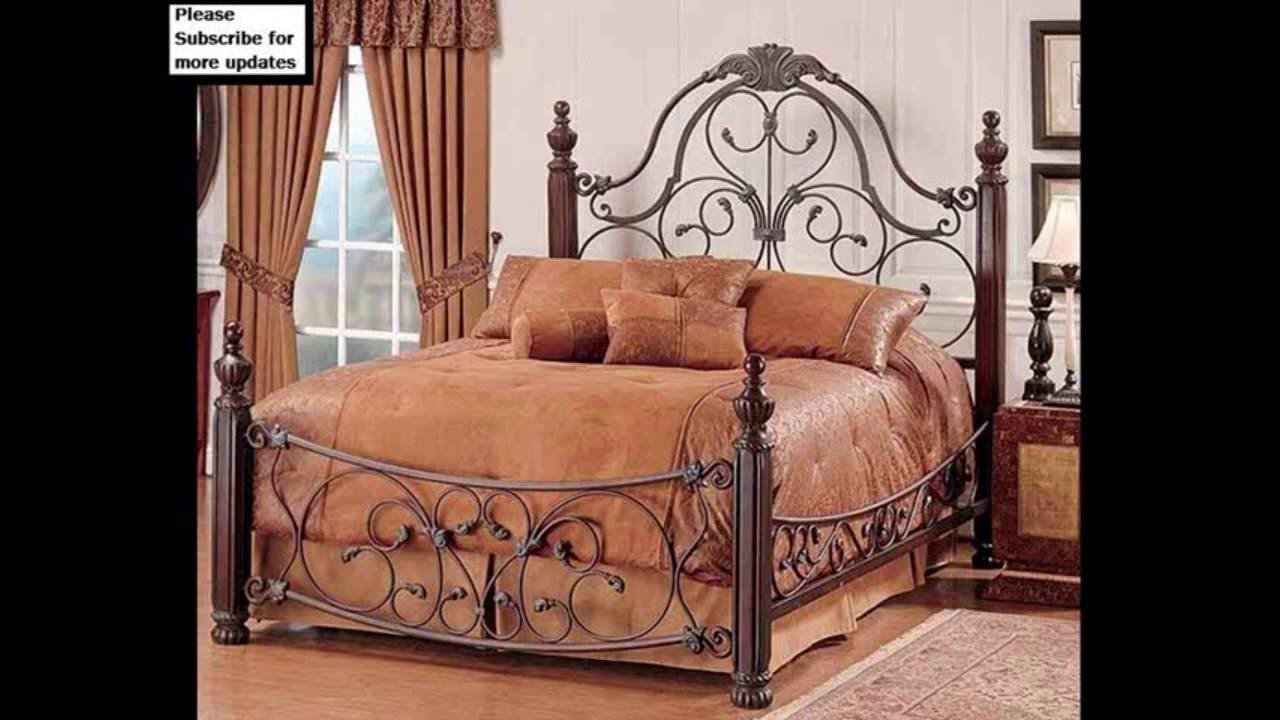 metal beds all with a strong metal bed frame at low prices shophbdcom - Strong Bed Frame