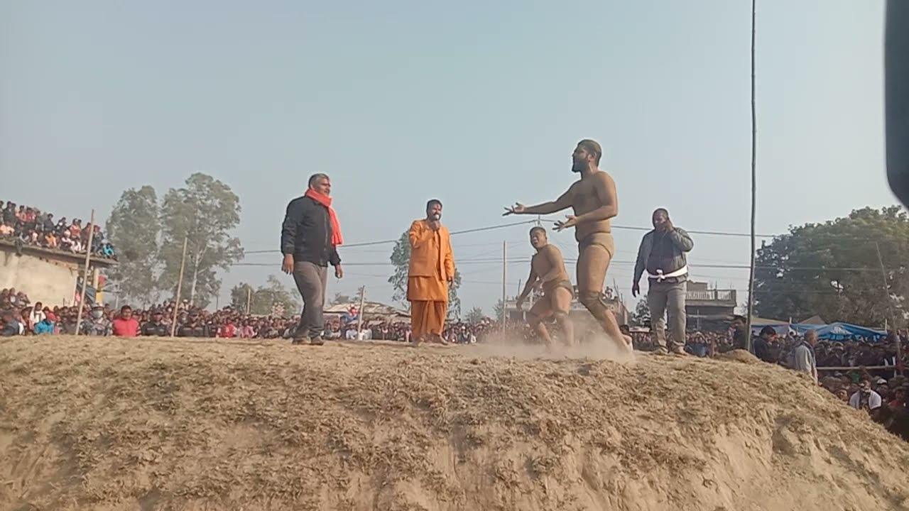 Nepal Tiger Basant Thapa v/s Monu Rajastan | Nepal v/s India | Rk productions mirchaiya