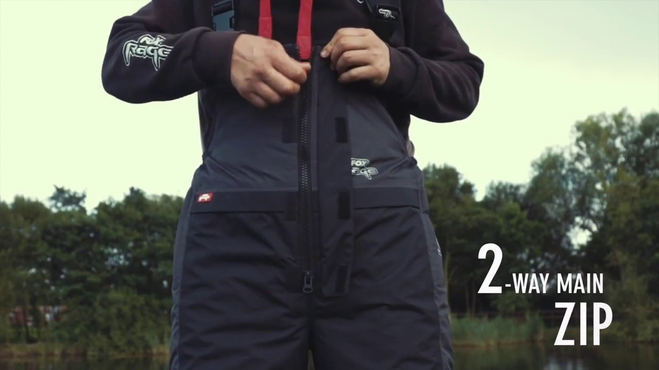 Fox Rage Winter Suit Thermoruha szett (kabát + nadrág) - YouTube 1eaec57d9e