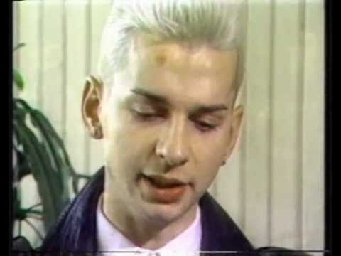 dave gahan interview 1985 youtube