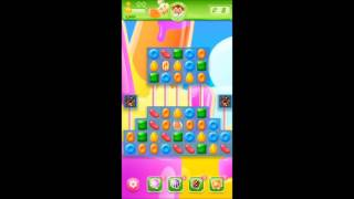 Candy Crush Jelly Saga Level 194 1-STAR No Boosters ×1.5【キャンゼリ】