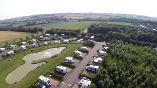 Eye Kettleby Lakes From The Air