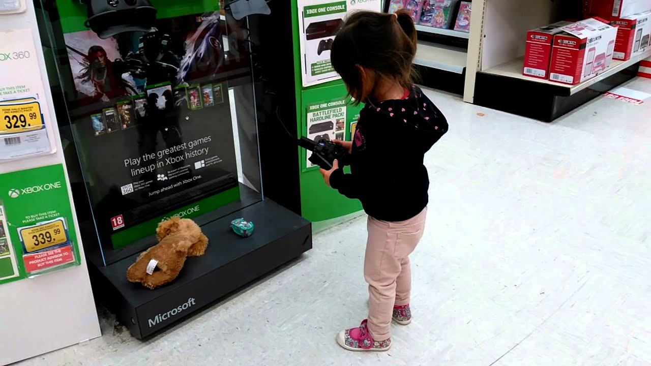Xbox Dance At Toys R Us Youtube