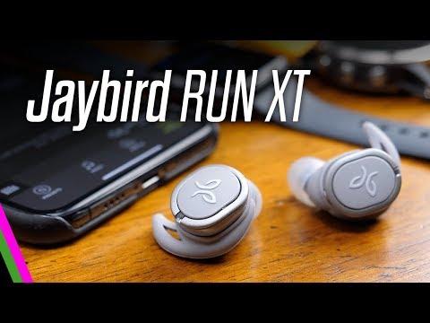 Jaybird RUN XT // True Wireless Sport Headphones Review