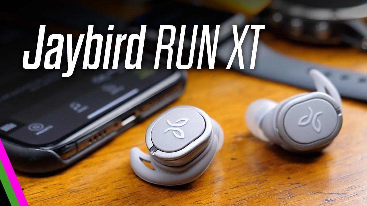 Jaybird RUN XT    True Wireless Sport Headphones Review - YouTube da437485f262