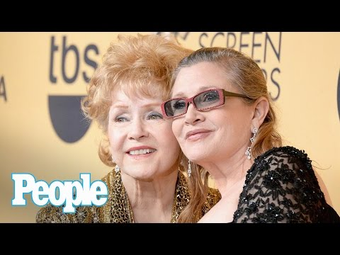 Inside the Emotional Memorial For Carrie Fisher: 'Everyone Was Singing' | People NOW | People