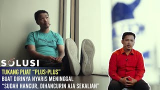 "Kisah Nyata Jadi Tukang Pijat ""Plus-plus"" Buat Dirinya Nyaris Meninggal | Natanael Solusi TV|SE02E13"