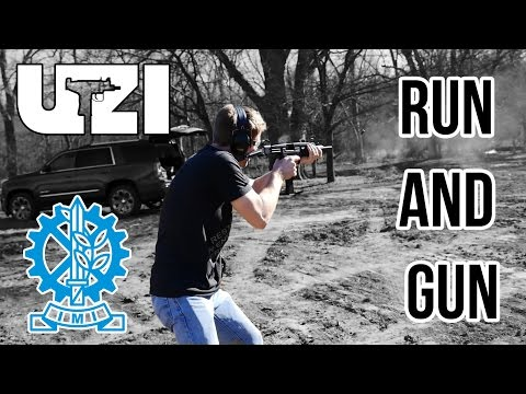 Uzi Run and Gun (Full Auto)