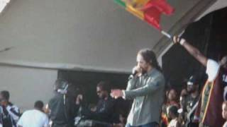 Nas & Damian Marley - Patience (LIVE @ UCLA Reggae Fest 2010)