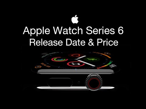 Apple Watch Series 6 Release Date And Price – New Watch 6 Fingerprint Scanner