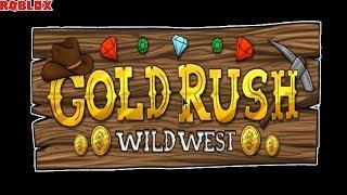 ROBLOX - Gold Rush (Simulator) Minning Speed Hack