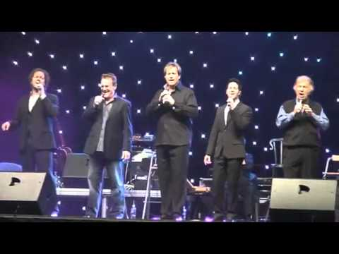 Alpha and Omega & At the Cross   Gaither Vocal Band   Debrecen 2009