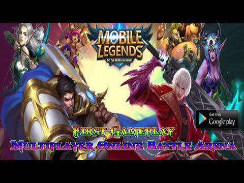 Mobile Legends: 5v5 MOBA Watcha Playin