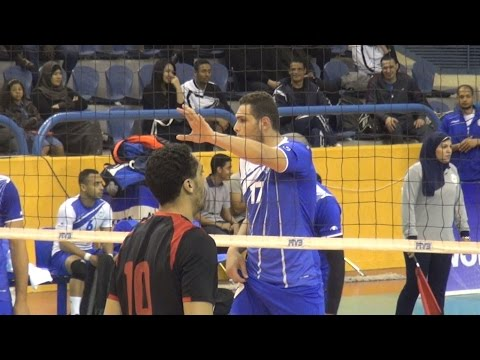 EGYPT || Esperance faces al-Geish in the Final of African Volleyball Clubs Championship