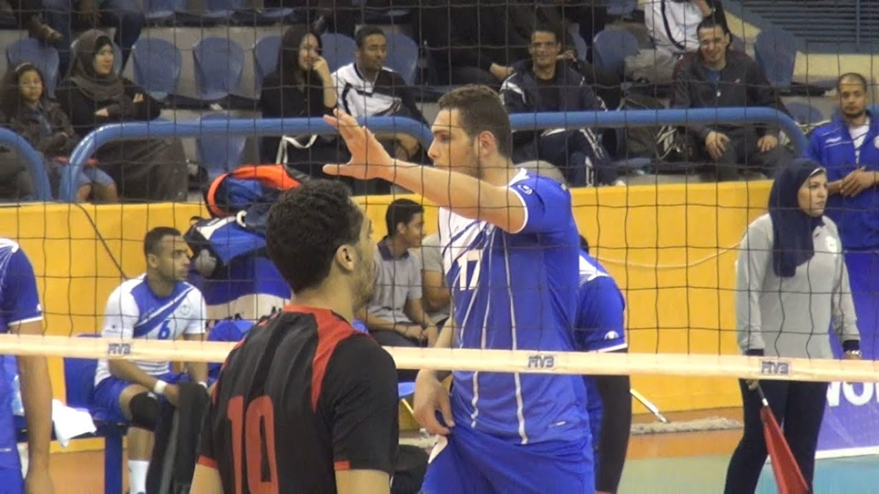 EGYPT || Esperance faces al-Geish in the Final of African Volleyball