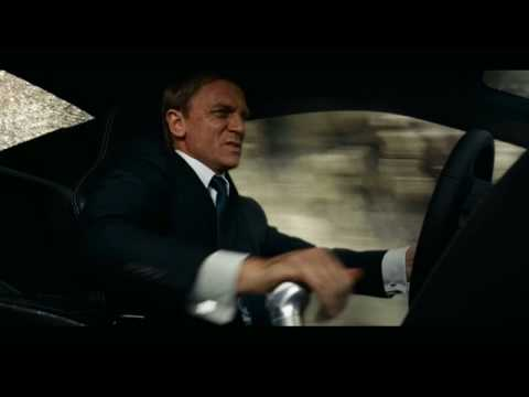 Quantum Of Solace - Now In Theaters