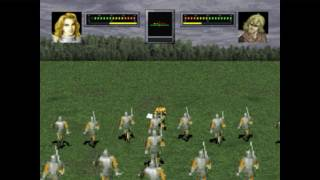 (psx) Soldnerschild S special - Opening and gameplay