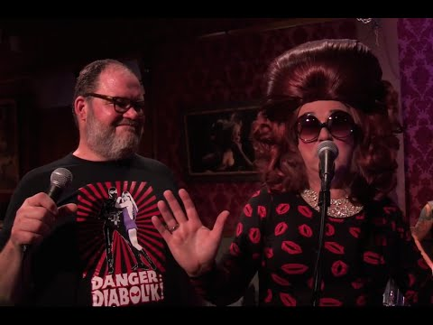 DJ Dank interviews Ethel Merman on Under the Golden Gate LIVE! from Kink.com