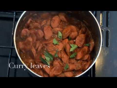 Chicken Sausage Curry