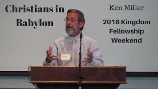 Christians in Babylon | KFW 2018