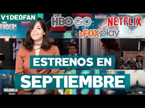 Estrenos De Netflix, Nueva Plataforma De Streaming De Terror Y Más - V1de0 Fan Con @susiavur