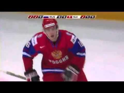 Nikita Kucherov Shootout goal vs Switzerland U20 QF 2/1 -13