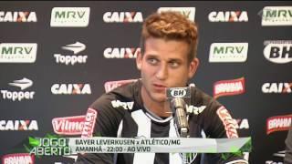 Rafael Moura retorna ao Galo