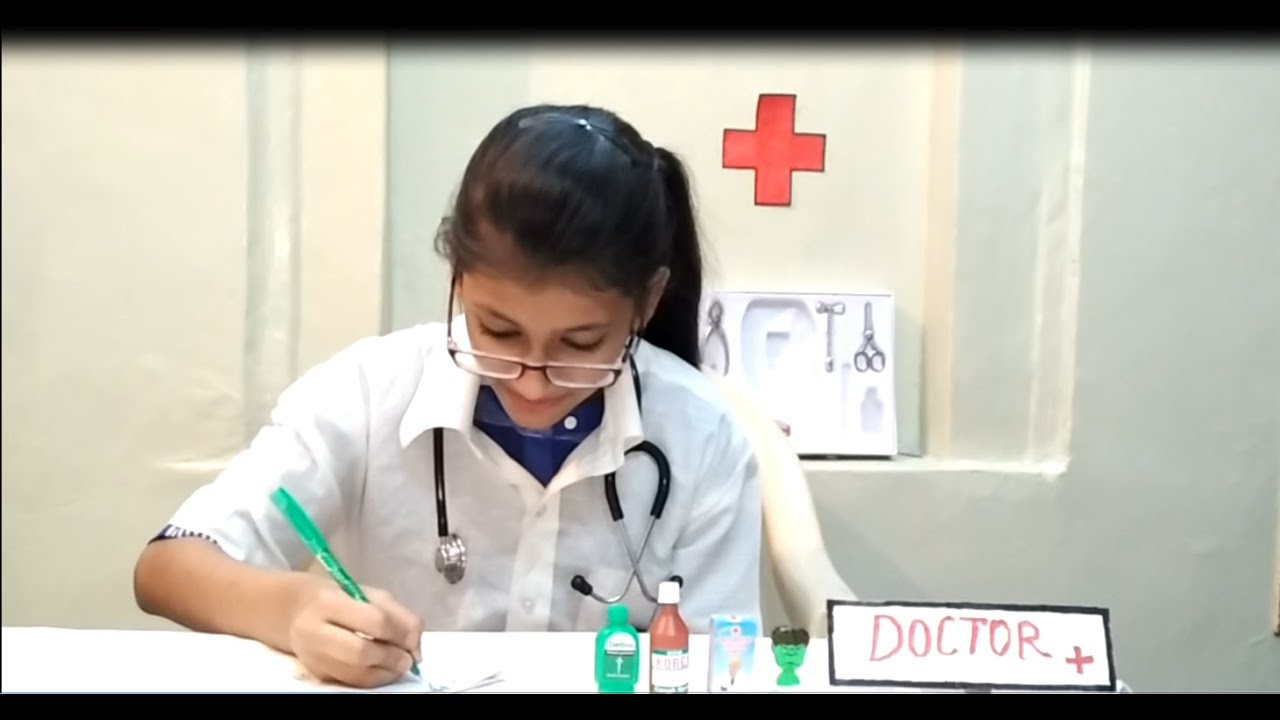 Doctor and Patient Joke [Funny Must Watch] - YouTube