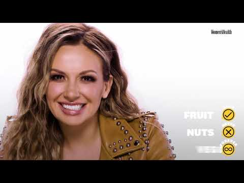 Carly Pearce Would Totally Do Karaoke With Justin Bieber | Once Never Forever | Women's Health