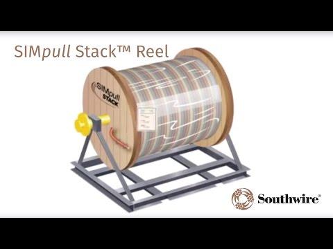 SIMpull Stack Reel Animation SD